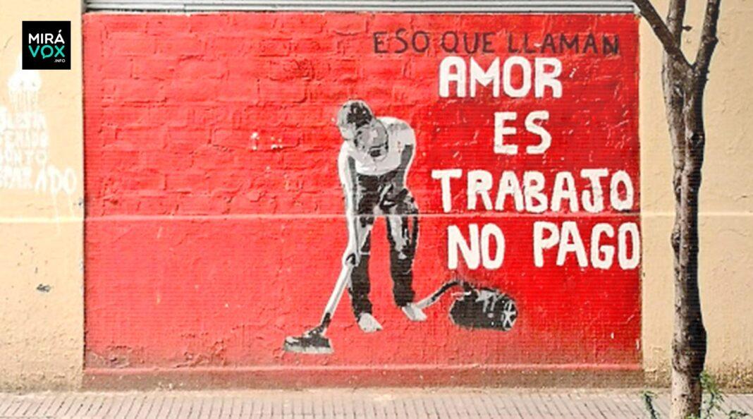 El trabajo doméstico y de cuidados no remunerado representa casi el 16% del PBI en la Argentina - MiráVox